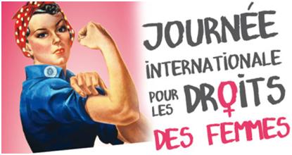 LFI Le Détroit fête la Journée Internationale de la Femme